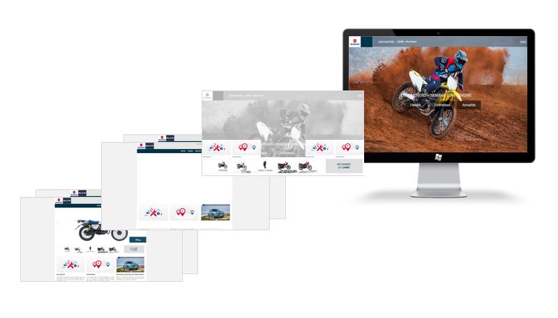 Nouveau site Web!!